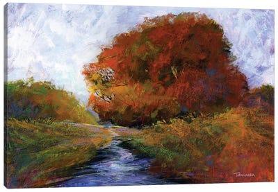 Autumn Intrigue II Canvas Art Print