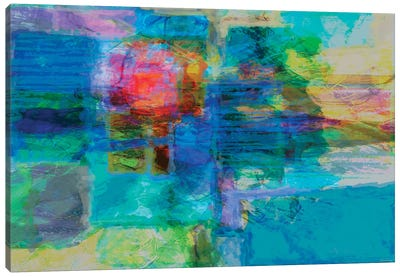 Eclipse IV Canvas Art Print