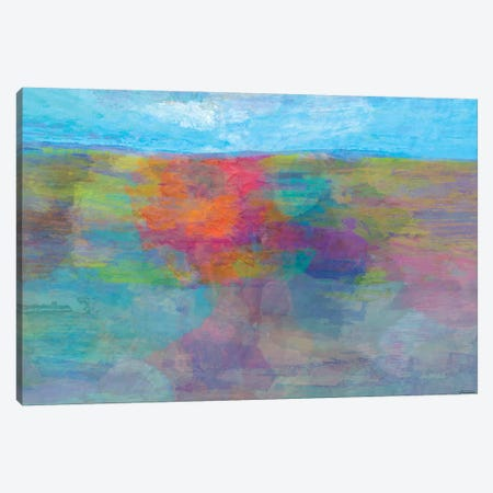 Horizon I Canvas Print #MTH111} by Michael Tienhaara Canvas Wall Art