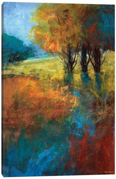 Autumn Song I Canvas Art Print