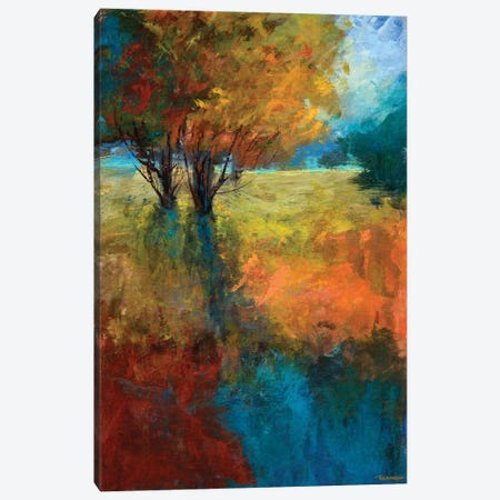 Autumn Song II Canvas Print #MTH12} by Michael Tienhaara Canvas Art Print