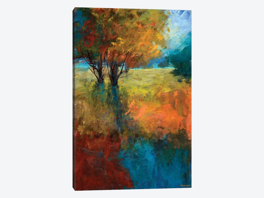 Autumn Song II by Michael Tienhaara 1-piece Art Print