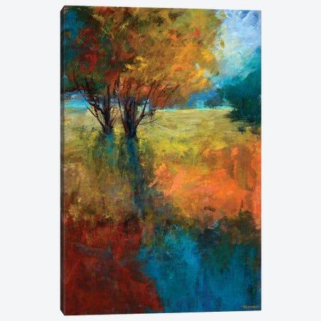 Autumn Song II Canvas Print #MTH12} by Michael Tienhaara Canvas Art Print