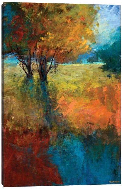 Autumn Song II Canvas Art Print
