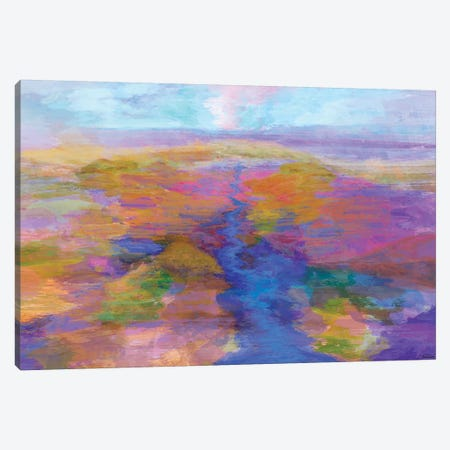 Plateau I Canvas Print #MTH135} by Michael Tienhaara Canvas Art Print