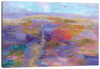 Plateau II Canvas Art Print