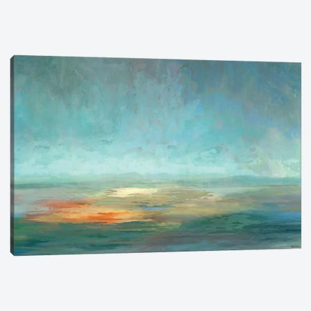 Cascade V Canvas Print #MTH139} by Michael Tienhaara Canvas Artwork
