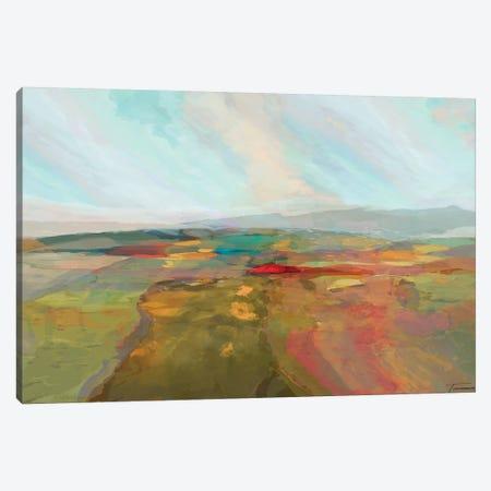 Cascade I Canvas Print #MTH13} by Michael Tienhaara Canvas Art Print