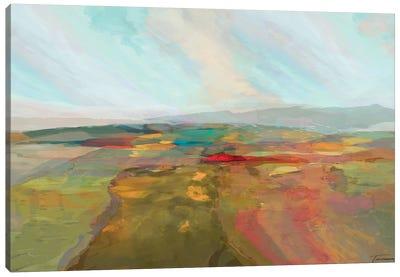 Cascade I Canvas Art Print
