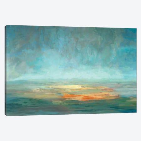 Cascade VI Canvas Print #MTH140} by Michael Tienhaara Art Print