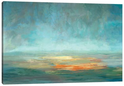 Cascade VI Canvas Art Print