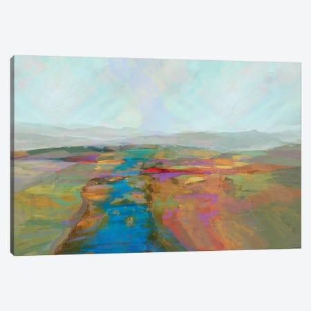Mountain Vista I Canvas Print #MTH147} by Michael Tienhaara Canvas Artwork