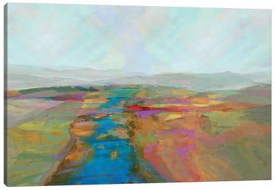 Mountain Vista I Canvas Art Print