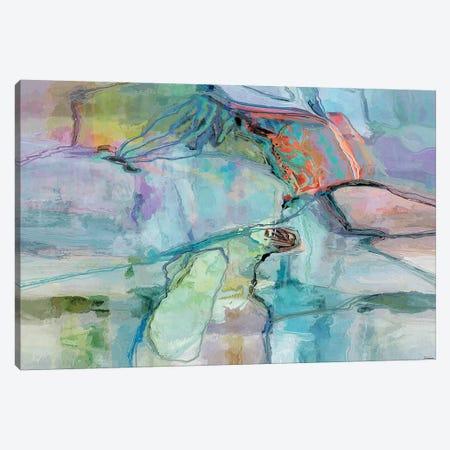 Movement I Canvas Print #MTH148} by Michael Tienhaara Art Print