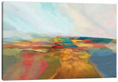 Cascade II Canvas Art Print