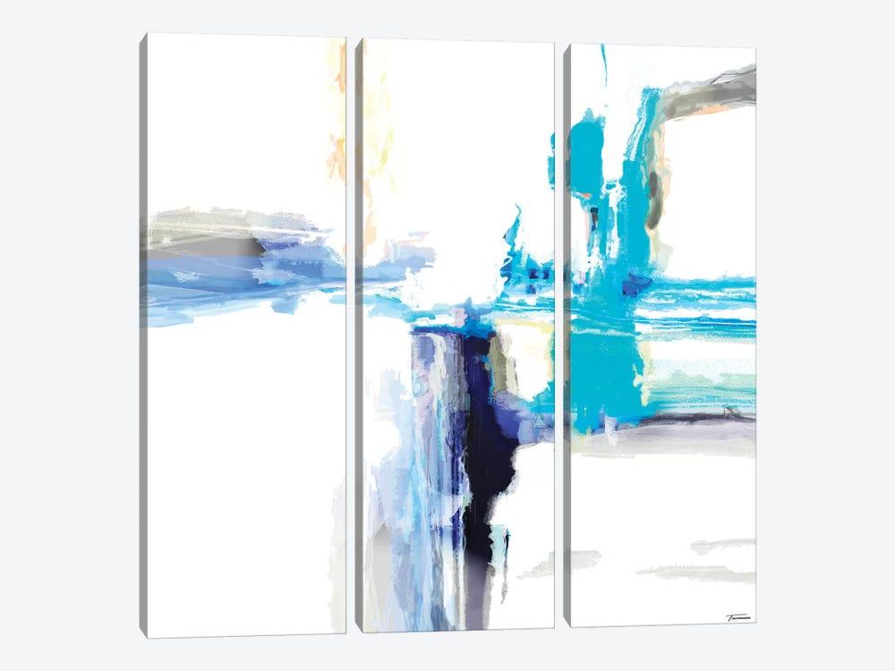 Dynasty V by Michael Tienhaara 3-piece Canvas Print