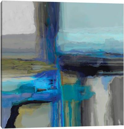 Extraction I Canvas Art Print