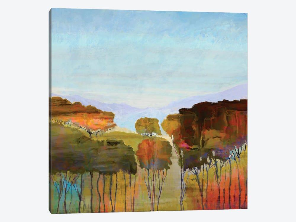 Harmony IV by Michael Tienhaara 1-piece Canvas Art