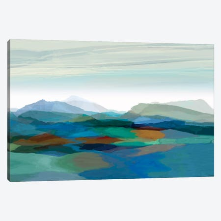 Majestic I Canvas Print #MTH165} by Michael Tienhaara Canvas Wall Art