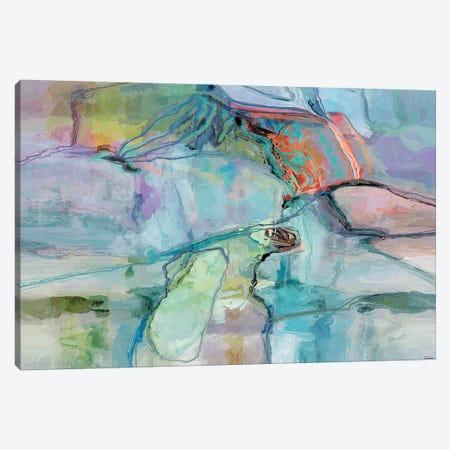 Movement I Canvas Print #MTH168} by Michael Tienhaara Canvas Print