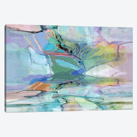 Movement II Canvas Print #MTH169} by Michael Tienhaara Canvas Print