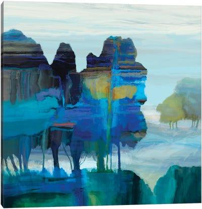 Ridge VI Canvas Art Print