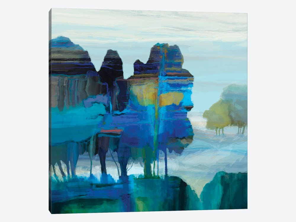Ridge VI by Michael Tienhaara 1-piece Canvas Print