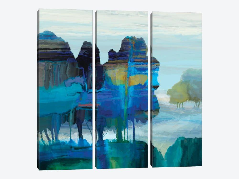 Ridge VI by Michael Tienhaara 3-piece Canvas Art Print