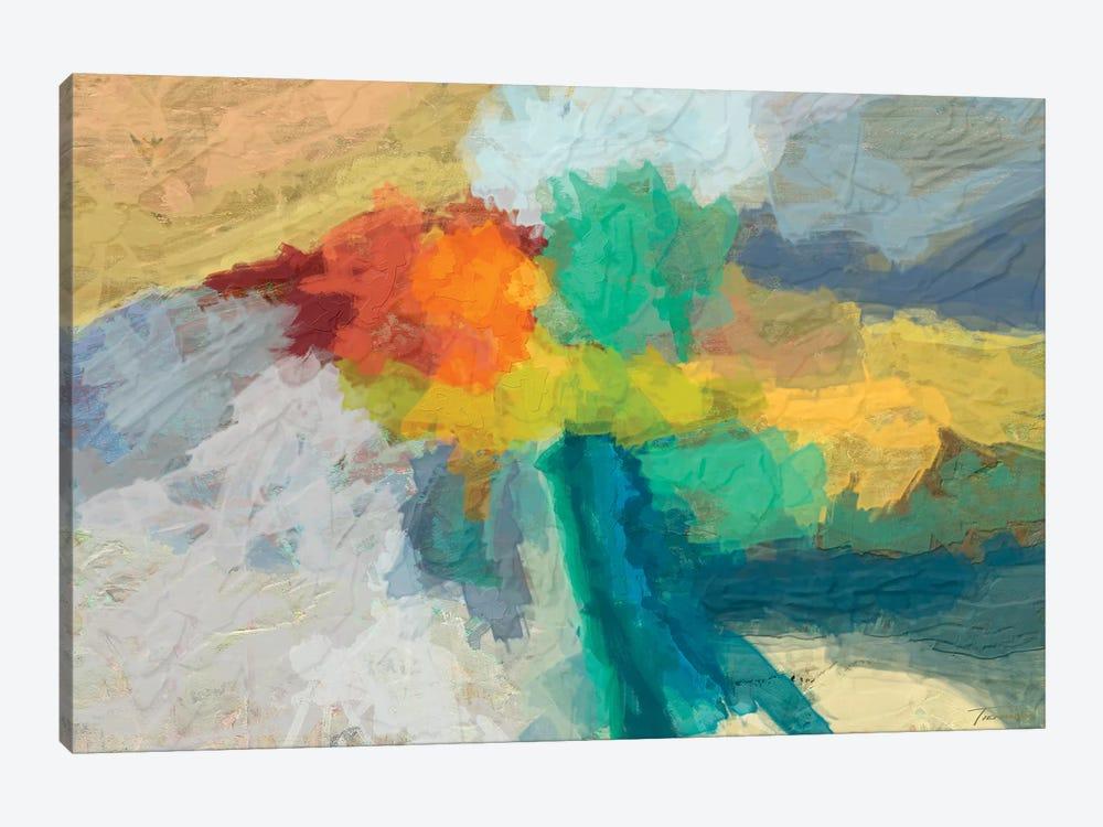 Emergence I by Michael Tienhaara 1-piece Canvas Art