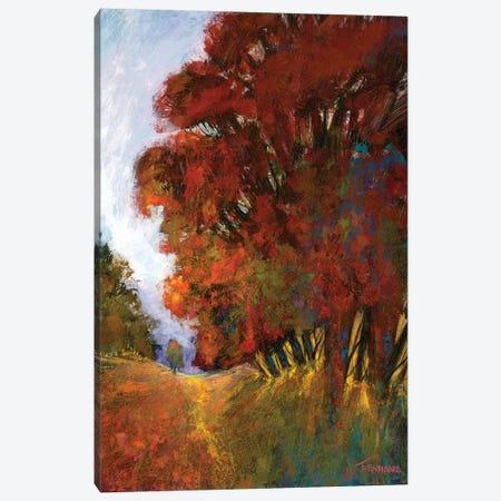 Fall's Romance II Canvas Print #MTH22} by Michael Tienhaara Canvas Artwork