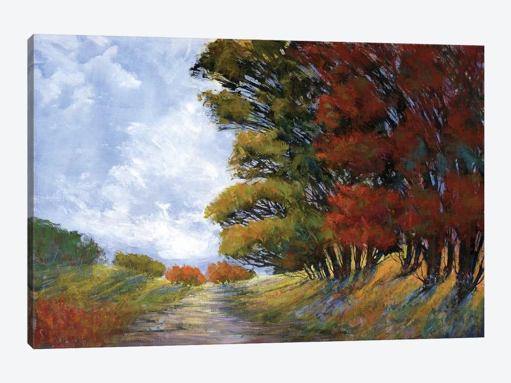 Golden Fall by Michael Tienhaara 1-piece Art Print