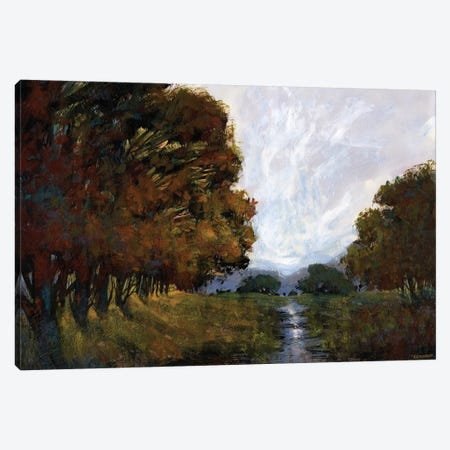 Grand Escape Canvas Print #MTH30} by Michael Tienhaara Art Print