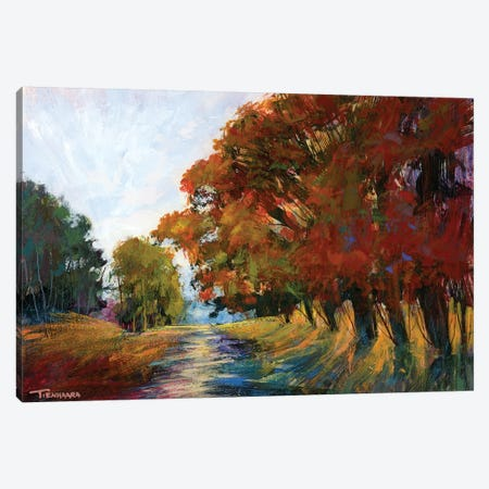 Nature's Gestures I Canvas Print #MTH37} by Michael Tienhaara Canvas Art