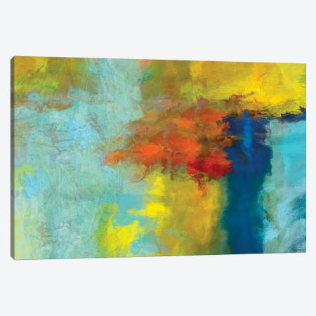 Ascension II Canvas Print #MTH3} by Michael Tienhaara Canvas Art