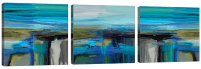 Eternal Triptych Canvas Art Print