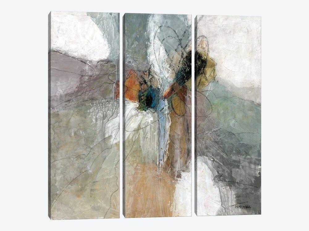 Placidity II by Michael Tienhaara 3-piece Canvas Artwork