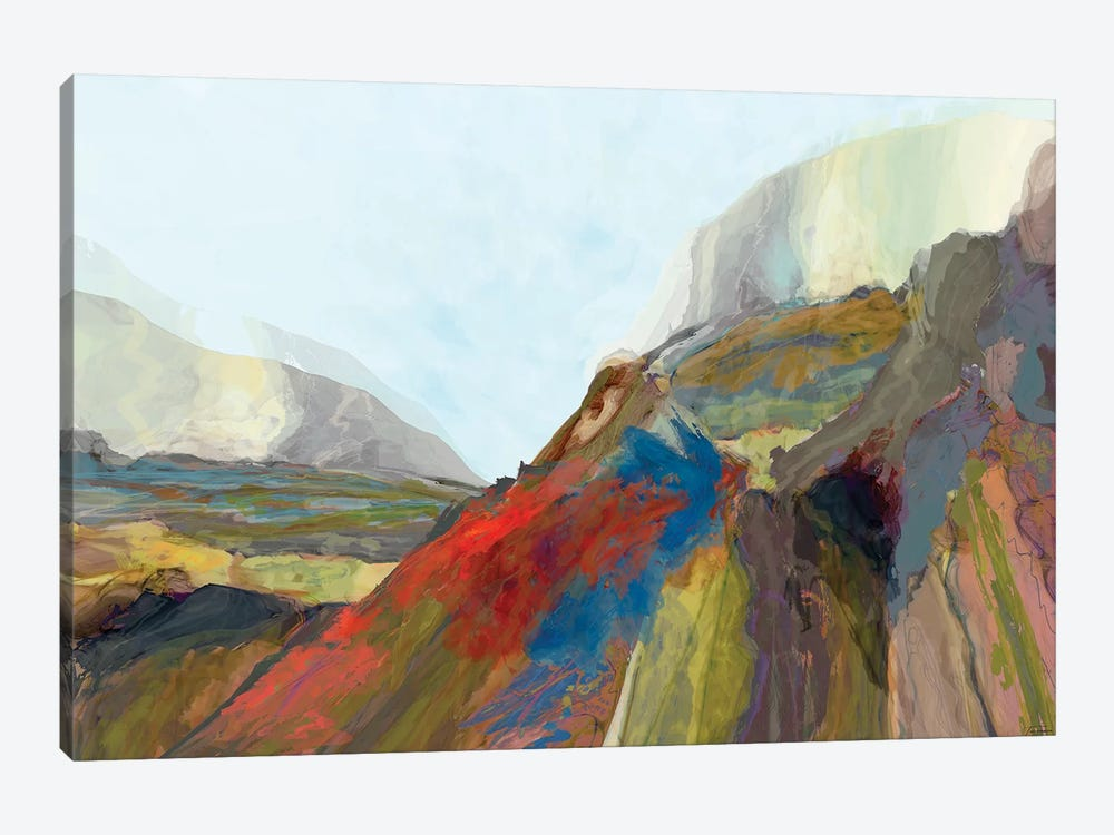 Progression II by Michael Tienhaara 1-piece Canvas Art