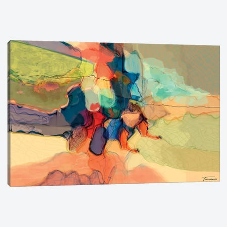 Progression IV Canvas Print #MTH50} by Michael Tienhaara Canvas Print