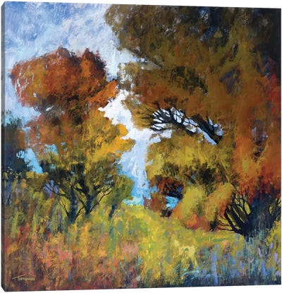 September Surprise I Canvas Art Print