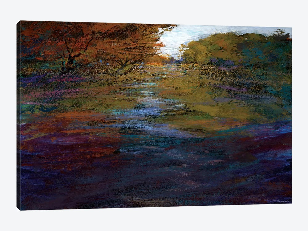 Serene Journey II by Michael Tienhaara 1-piece Canvas Art Print
