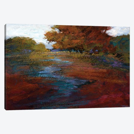 Serene Journey III Canvas Print #MTH55} by Michael Tienhaara Canvas Artwork