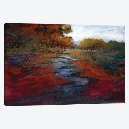 Serene Journey IV Canvas Print #MTH56} by Michael Tienhaara Canvas Art