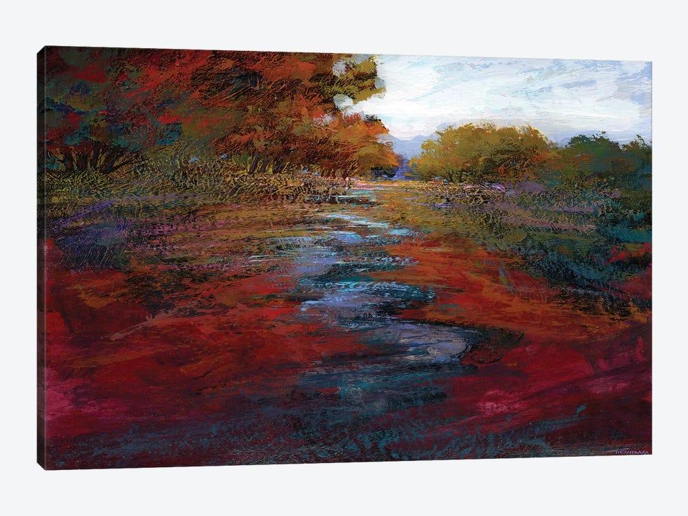 Serene Journey IV by Michael Tienhaara 1-piece Canvas Art Print