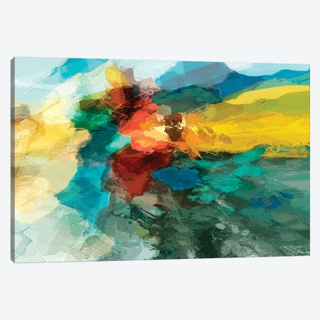 Shapes I Canvas Print #MTH57} by Michael Tienhaara Canvas Artwork