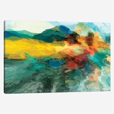 Shapes II Canvas Print #MTH58} by Michael Tienhaara Art Print