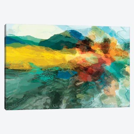 Shapes II Canvas Print #MTH58} by Michael Tienhaara Art Print