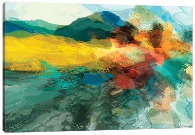 Shapes II Canvas Art Print