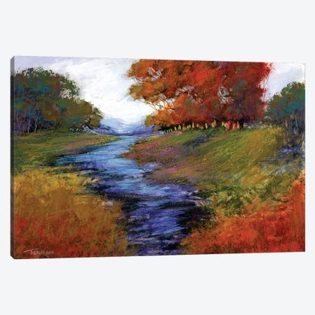 Tranquil Dreams I Canvas Print #MTH65} by Michael Tienhaara Canvas Art Print