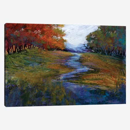 Tranquil Dreams II Canvas Print #MTH66} by Michael Tienhaara Art Print