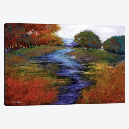 Tranquil Dreams III Canvas Print #MTH67} by Michael Tienhaara Art Print